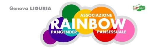 RAINBOW PANGENDER PANSESSUALE GENOVA LIGURIA GAYNET